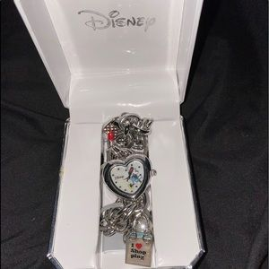 Disney Minnie Mouse Charm Watch